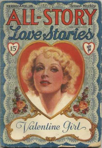 All-Story Love - 6/1935