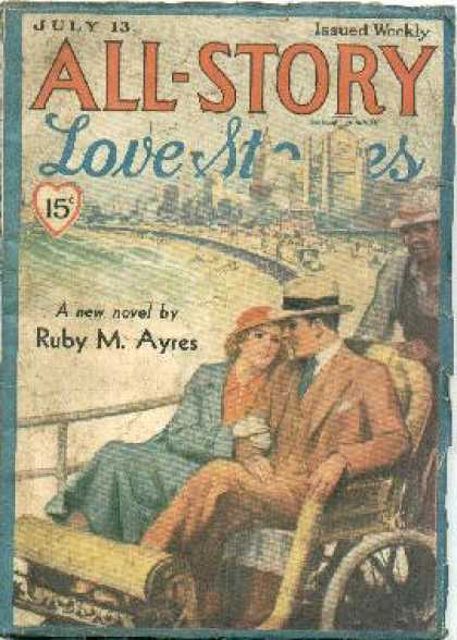 All-Story Love - 7/1935