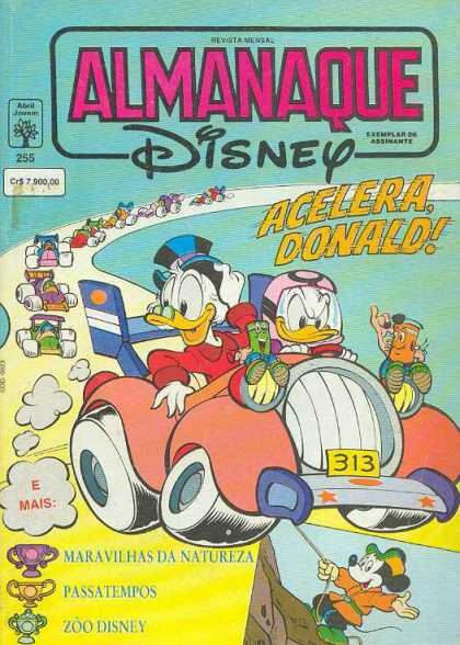 Almanaque Disney 255