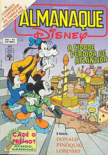 Almanaque Disney 257