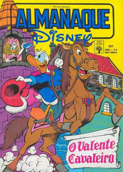 Almanaque Disney 267