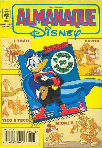 Almanaque Disney 275