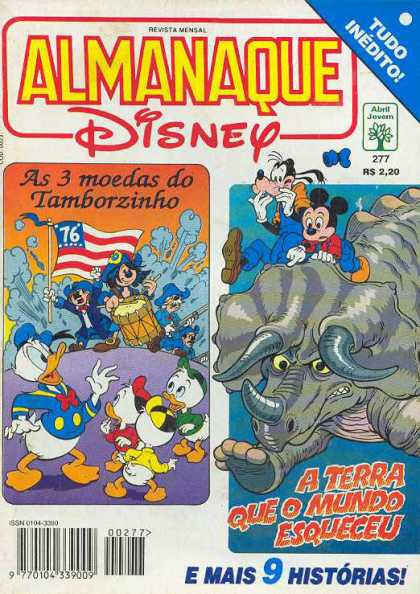 Almanaque Disney 277