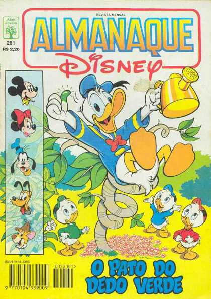 Almanaque Disney 281