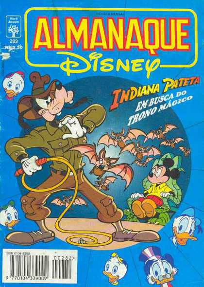 Almanaque Disney 282