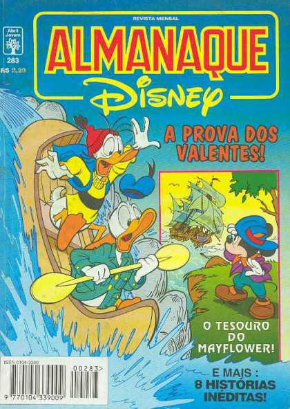 Almanaque Disney 283