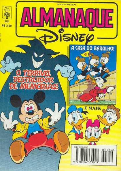 Almanaque Disney 284
