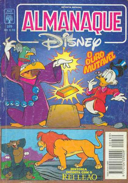 Almanaque Disney 289