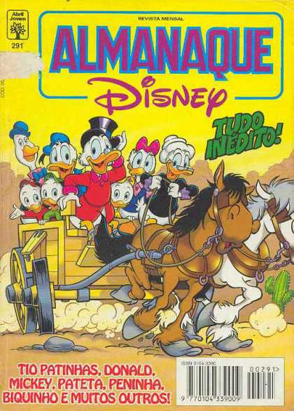 Almanaque Disney 291