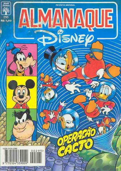 Almanaque Disney 295