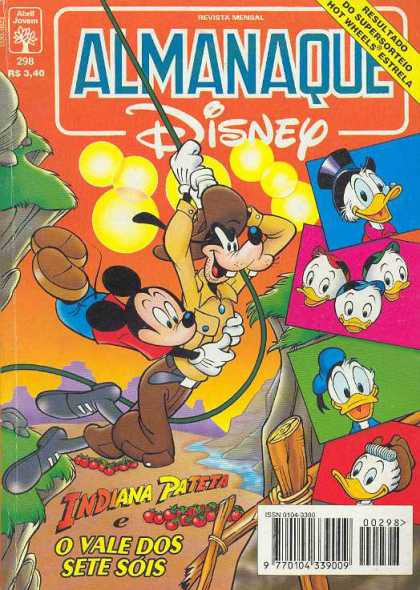 Almanaque Disney 298