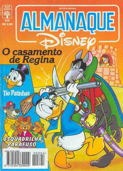 Almanaque Disney 304