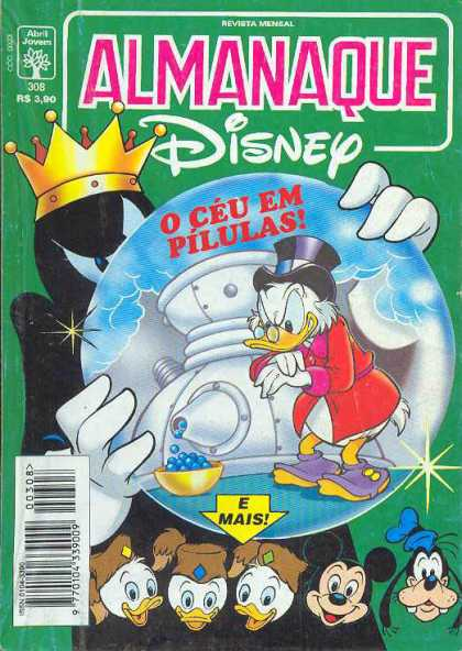 Almanaque Disney 308