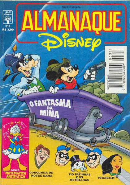 Almanaque Disney 311