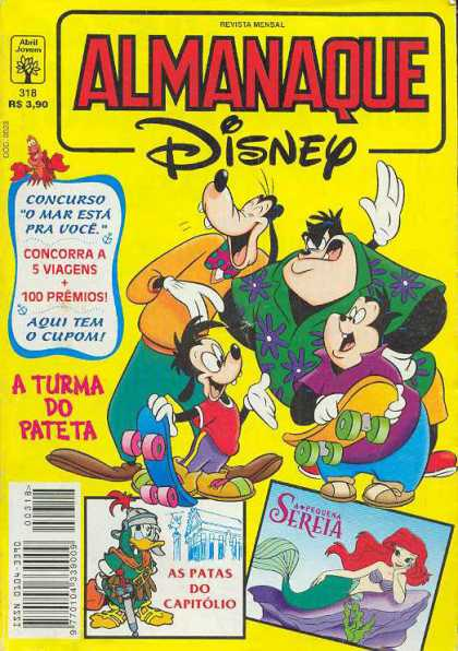 Almanaque Disney 318