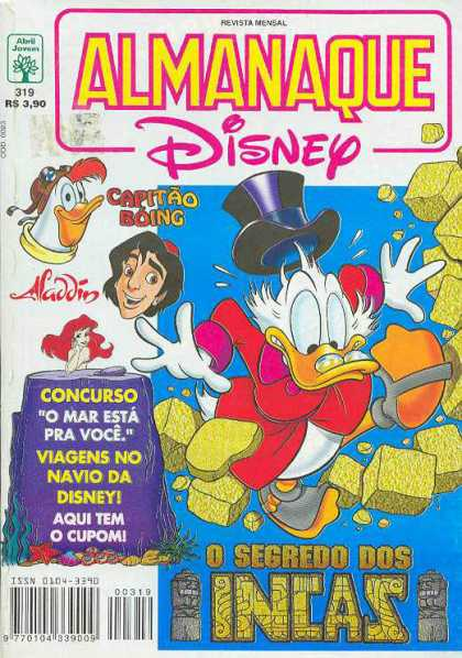 Almanaque Disney 319