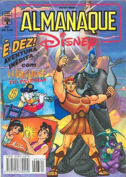 Almanaque Disney 321