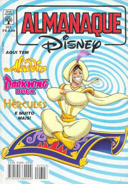 Almanaque Disney 323