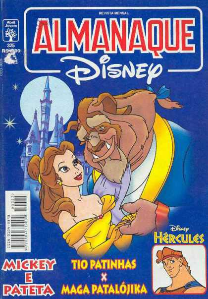 Almanaque Disney 325