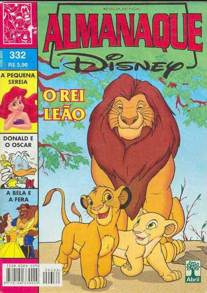 Almanaque Disney 332