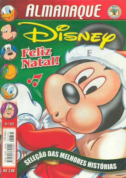 Almanaque Disney 337