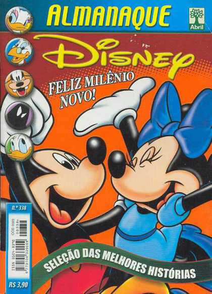 Almanaque Disney 338