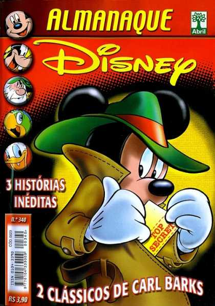 Almanaque Disney 340