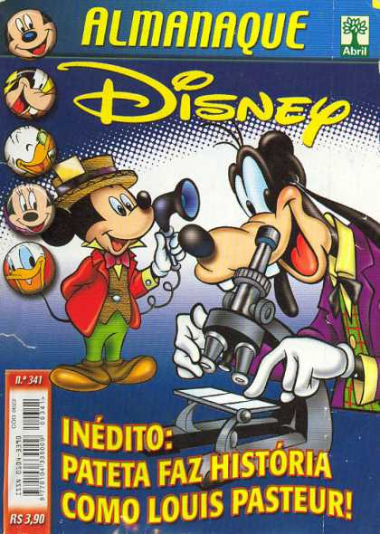 Almanaque Disney 341
