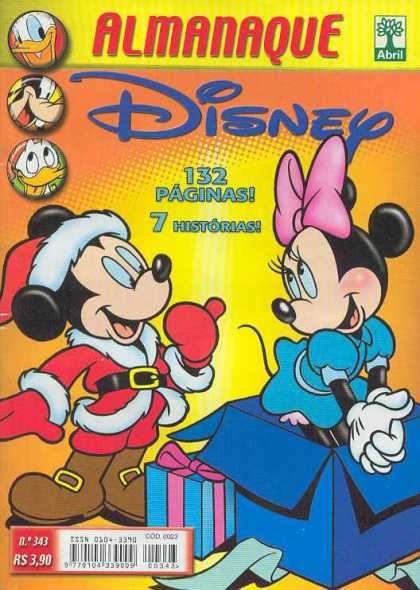 Almanaque Disney 343