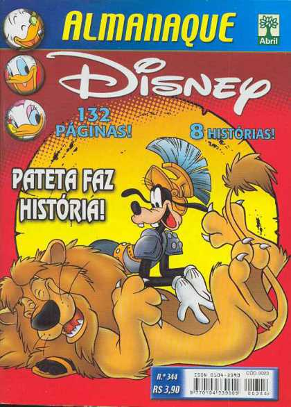 Almanaque Disney 344