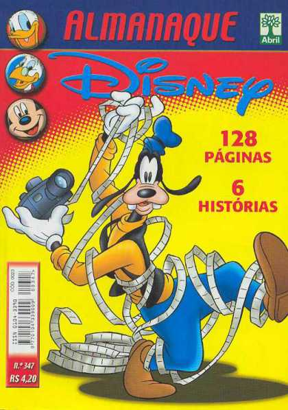 Almanaque Disney 347