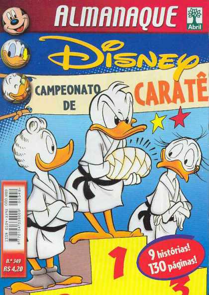 Almanaque Disney 349