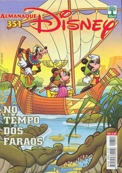 Almanaque Disney 351