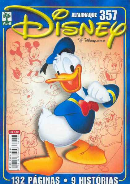 Almanaque Disney 357