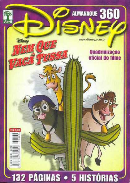 Almanaque Disney 360