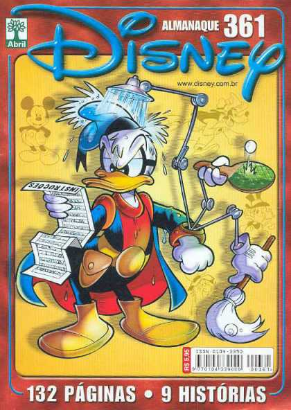 Almanaque Disney 361
