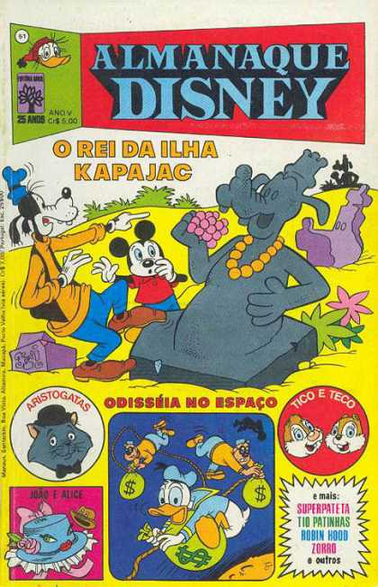 Almanaque Disney 51