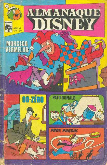Almanaque Disney 61