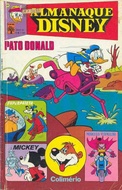 Almanaque Disney 64