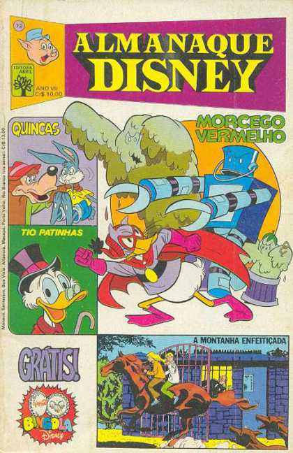 Almanaque Disney 72