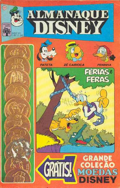 Almanaque Disney 77
