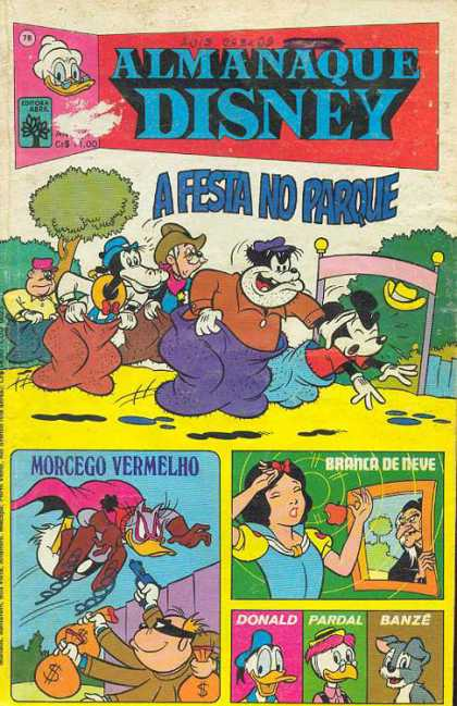 Almanaque Disney 78