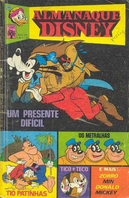 Almanaque Disney 82