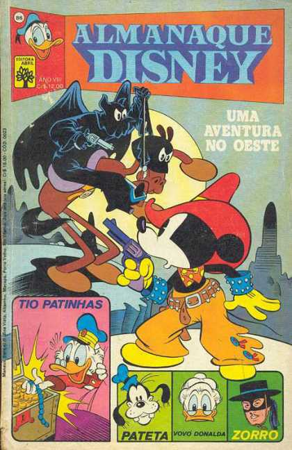 Almanaque Disney 86