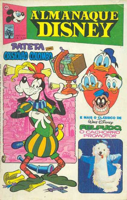 Almanaque Disney 87