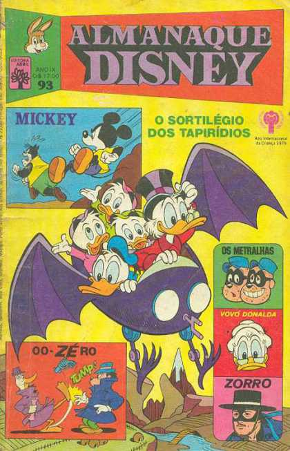 Almanaque Disney 93