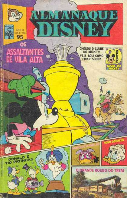Almanaque Disney 95
