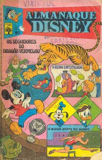 Almanaque Disney 97