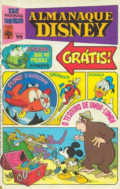 Almanaque Disney 99