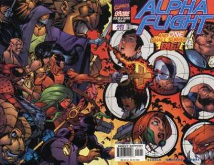 Alpha Flight (1997) 12